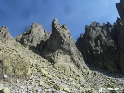 Mira,Los Galayos-Sierra de Gredos; sepulveda desfiladero del rio puron cañon de rio lobos camino sa
